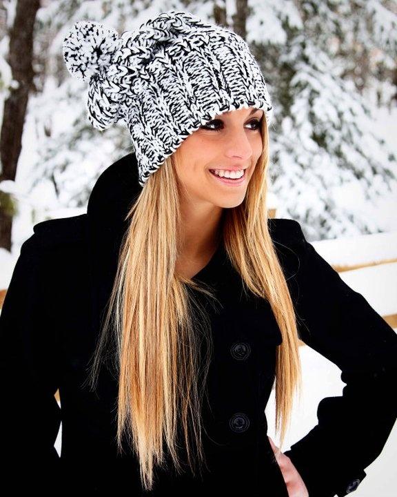 czapka ciepla na zime